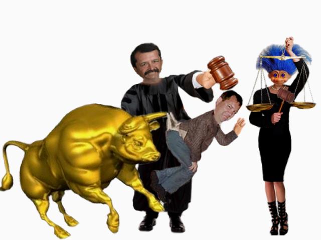 Thomas Retzlaff Versus Bullyville