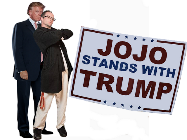 JoJo Camp Donald Trump