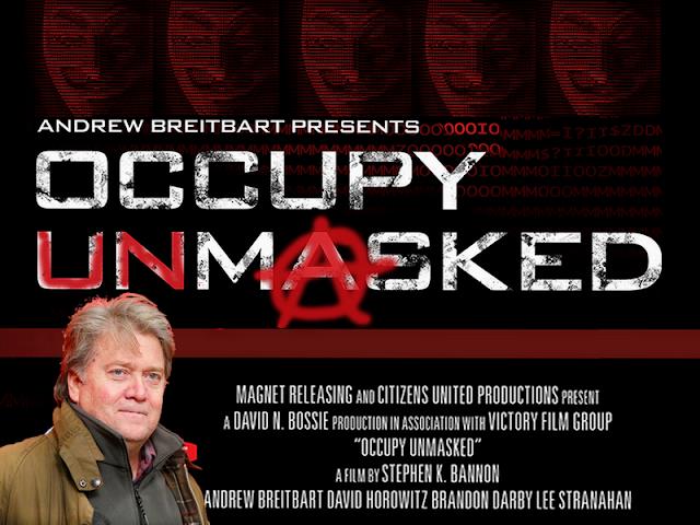 Stephen Bannon Occupy Unmasked